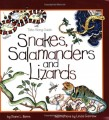 Snake, Salamanders and Lizards book